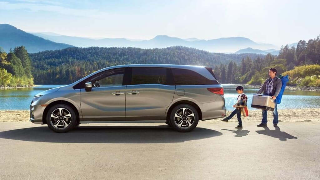 Honda Odyssey 5-Door Elite Touring