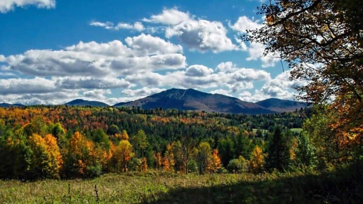 Vermont family vacation