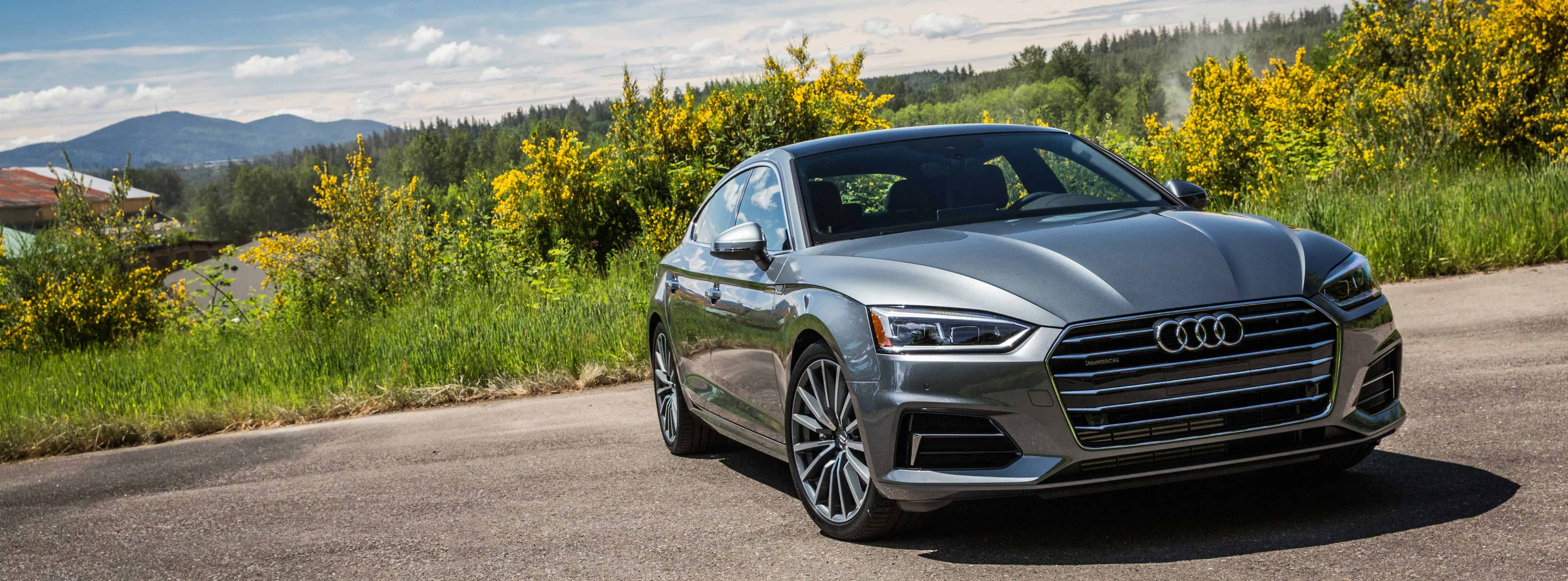 2018 Audi A5 Sportback Affordable Luxury Family Proof