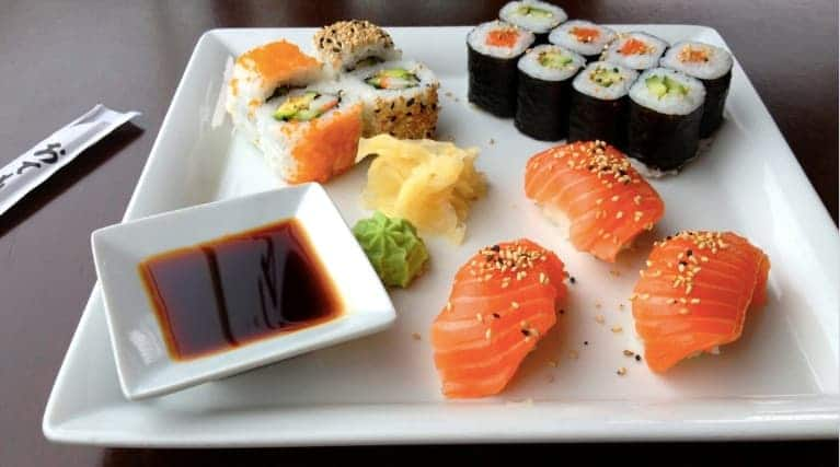 sushi restaurants in new york