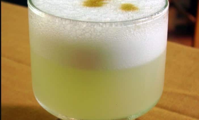 This Saturday is Pisco Sour Day! 1