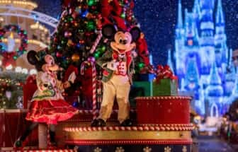 Christmas, The Most Wonderful Time of the Year at Disney 3