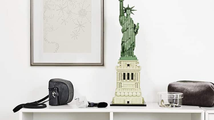 Amazing Lego Deals: The Statue of Liberty