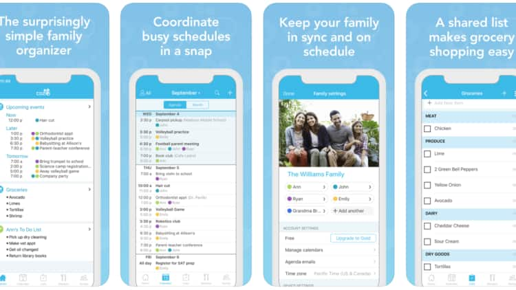 How to get your family organized? There is an app for that 4
