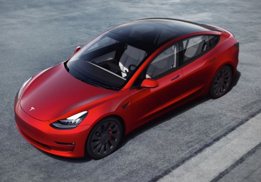 5 Best Electric Cars and Hybrid Vehicles for Families Today - Tesla Model 3