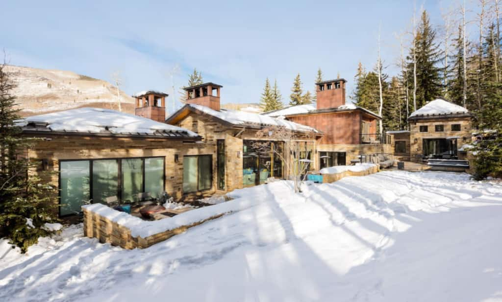 6 Amazing Airbnb Luxury Retreats Perfect For Your Ski Trip In 2020 4