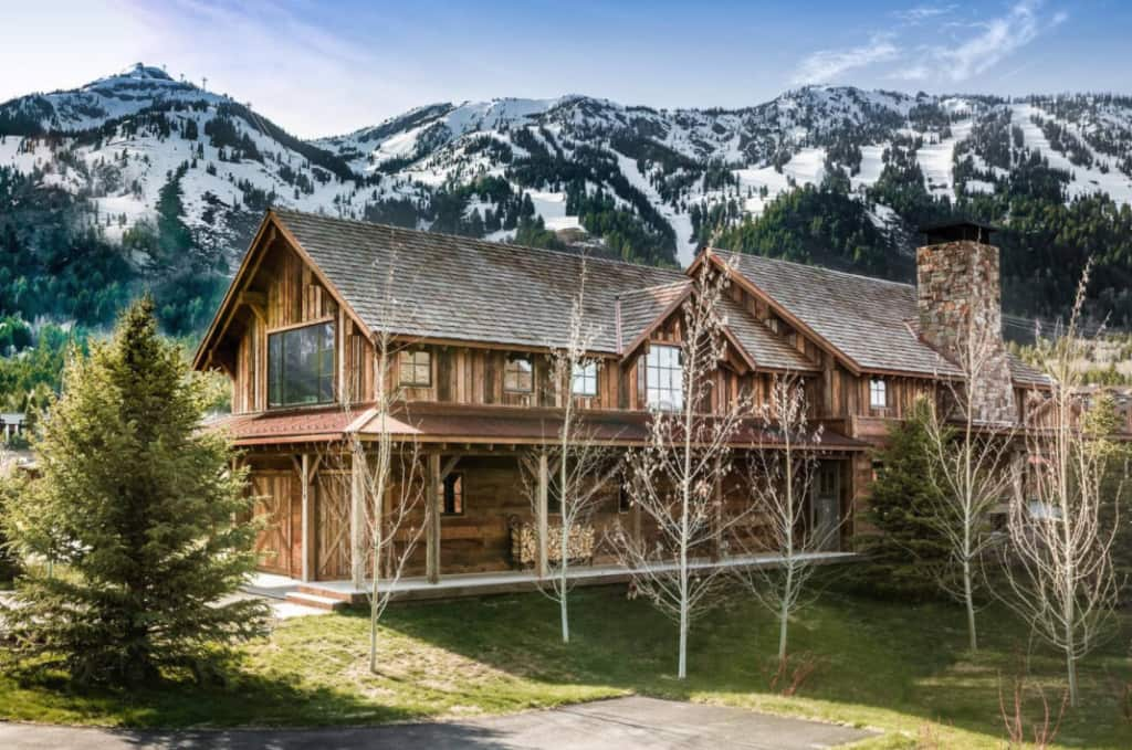 6 Amazing Airbnb Luxury Retreats Perfect For Your Ski Trip In 2020 2