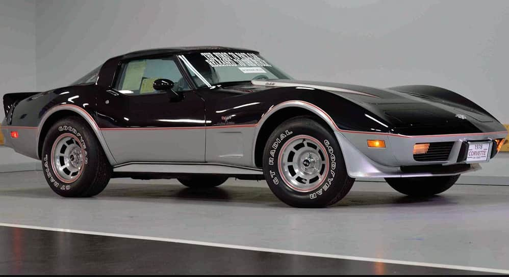 Fun Facts About The Chevy Corvette 1