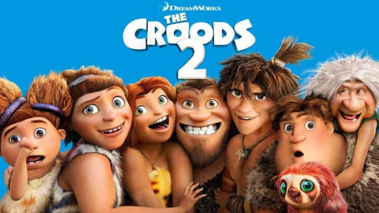 'The Croods 2' Leads Depleted U.S. Box Office 1