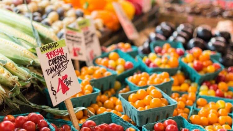 2021 Guide to Mercer County Farmers Markets 1