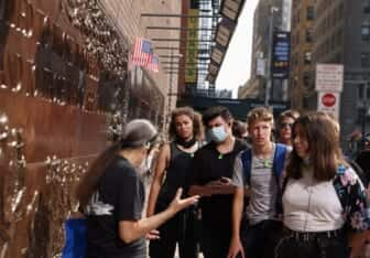 The emotional task of teaching students about 9/11 2