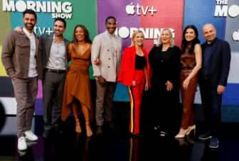 'The Morning Show' moves beyond #MeToo to COVID and cancel culture 2