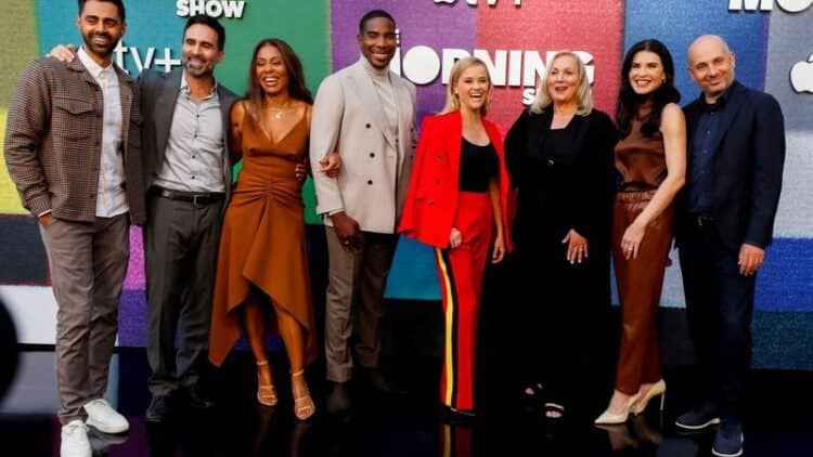 'The Morning Show' moves beyond #MeToo to COVID and cancel culture 9