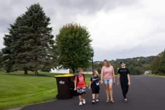 Relief, anxiety as U.S. parents confront emotional back to school 2