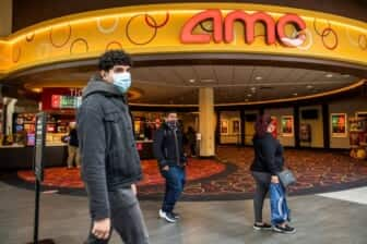 Masked No More as U.S. Movie Theaters Remove Mandate for Vaccinated Movie Goers 2