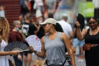 In Portland and Salem Washington Life Grinds to a Halt as Heatwave Shatters Records Again 1