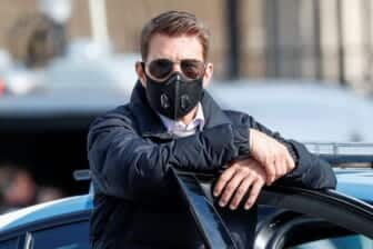 Tom Cruise rants at 'Mission: Impossible' crew in London over COVID safety 1