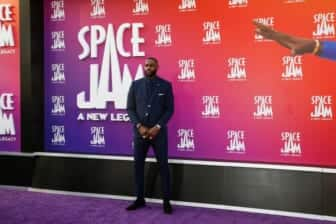 LeBron 'extremely nervous' about living up to Jordan in Space Jam sequel 1
